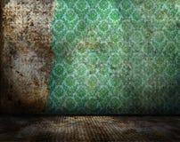 интерьер grunge промышленный бесплатная иллюстрация