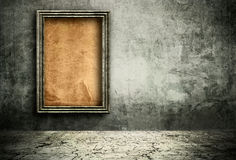 интерьер grunge бесплатная иллюстрация