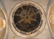 интерьер syracuse собора стоковые изображения