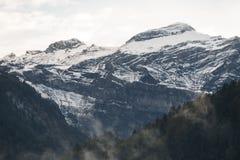 Интерлакен, Швейцария Стоковое Изображение RF