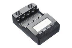 Интеллектуальный заряжатель батареи Стоковое Фото
