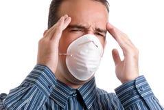 инфлуенза Стоковое Изображение RF