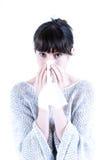инфлуенза Стоковые Фото