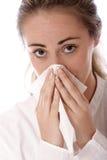 инфлуенза Стоковые Изображения