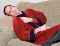 инфлуенза Стоковая Фотография