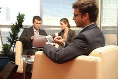 информационное общество Стоковая Фотография RF