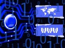 информационные технологии Стоковая Фотография
