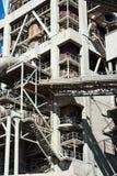 инфраструктура индустрии Стоковые Фотографии RF