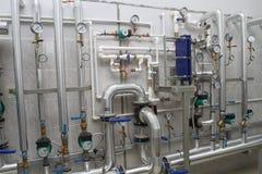 Инфраструктура инженерства Стоковое фото RF