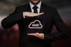 Инфраструктура как обслуживание IaaS Стоковые Фотографии RF