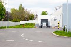 Инфраструктура склада Стоковые Фотографии RF