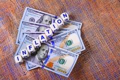 Инфляция Стоковые Изображения