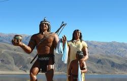 индейцы стоковая фотография rf