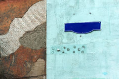 Индекс, плита, имя, направление, топография, индикатор, пробел, металлическая пластинка, строя стоковая фотография