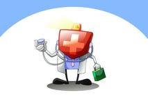 Доктор скорой помощи Стоковые Изображения RF