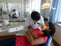 Индийская больница Стоковые Фото