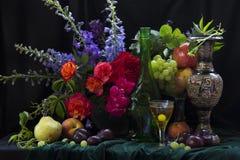 индийская ваза Стоковые Изображения