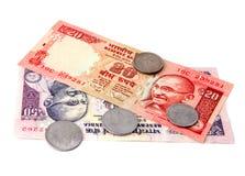 Индийская валюта стоковое изображение rf