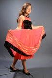 Индийская девушка стоковые фотографии rf