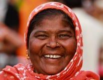 индийская женщина Стоковые Фото