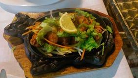 Индийская кухня Стоковая Фотография
