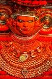 Индийская мифология в Керале стоковая фотография rf