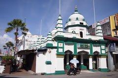 Индийская мусульманская мечеть Стоковые Фотографии RF