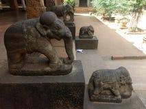 Индийская скульптура Стоковые Изображения