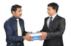 Индийские бизнесмены Стоковая Фотография RF