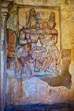 Индийские боги Стоковое Изображение