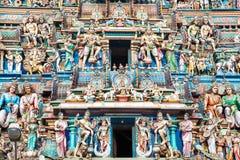 Индийские божества стоковое изображение