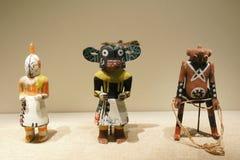 Индийские деревянные куклы Стоковая Фотография RF
