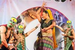 индийские женщины Стоковая Фотография