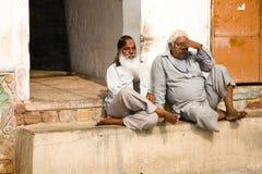 Индийские индусские люди Стоковое Изображение RF