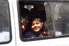 Индийские мальчики Стоковые Изображения RF