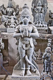 Индийские статуи бога Стоковые Изображения