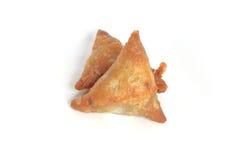 индийские samosas Стоковое Фото