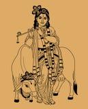 Индийский бог бесплатная иллюстрация