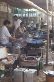 Индийский варя стиль Стоковые Фотографии RF