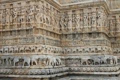 индийский висок стоковое изображение