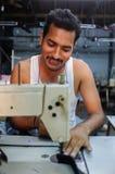 Индийский засев работника Стоковые Фотографии RF