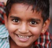 Индийский мальчик Стоковые Изображения
