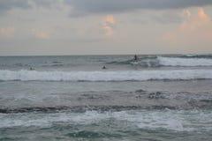 индийский океан стоковое фото rf