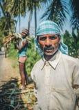индийский работник Стоковые Изображения RF