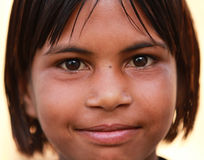 Индийский ребенок Стоковая Фотография RF