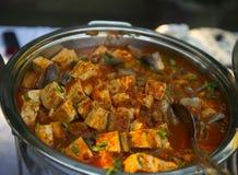 Индийский сыр стоковая фотография