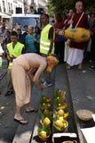 Индийский фестиваль, Ratha Yatra Стоковые Фотографии RF