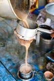 Индийский чай Стоковая Фотография