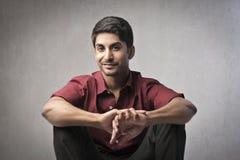 индийский человек Стоковое Изображение