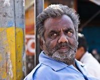 индийский человек Стоковая Фотография RF